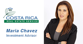 Maria Chavez Costa Rica Real Estate Service