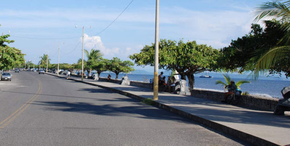 The Town of Puntarenas