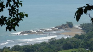 9 Acre Ocean View Property In The Escaleras Above Dominical Beach