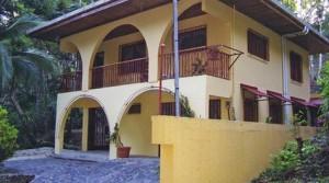 Manuel Antonio Home Walking Distance to La Macha Beach