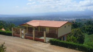 6 Bedroom 4 Bath Home with City View of San Isidro