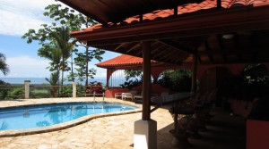 Private Compound With Two Ocean View Villas And Pool In Hatillo