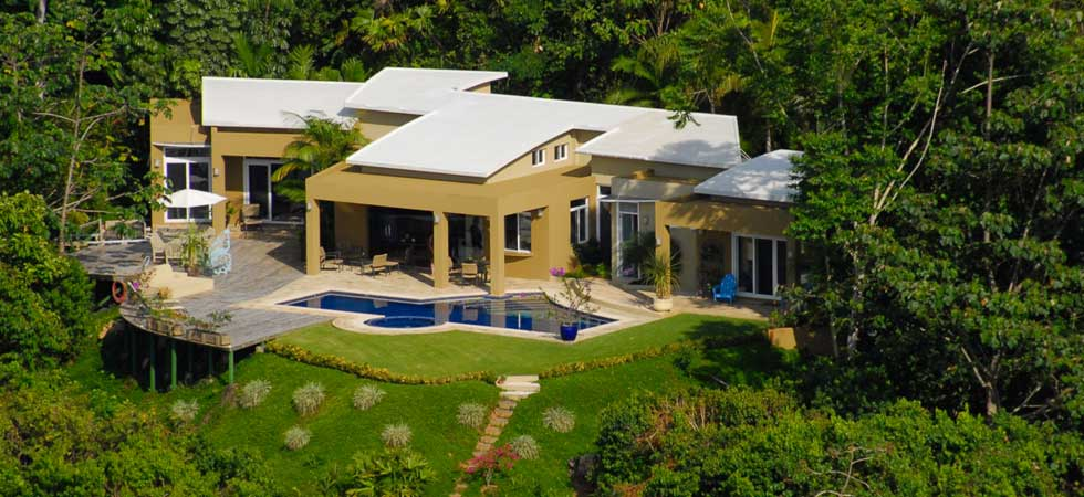 3 to 5 Bedroom Luxury Home on 5 Acres with Ocean Views