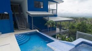 Casa Mirador del Pacifico Private Family Home in Manuel Antonio