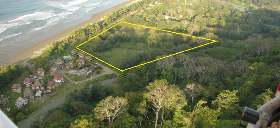 The Last Large Beachfront Land Parcel Left in Playa Dominical