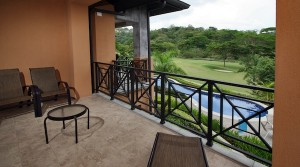 Golf Course Condo 7B At Veranda Community In Los Suenos