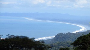 Ideal Ocean View Property In Dominical With Old Growth Jungle