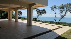 Ocean View Home With Acreage At Guapil Beach By Dominical