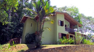 Casa Ventanas Ocean View Home With Guest House In Ojochal