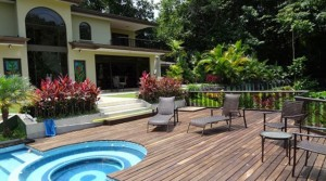 Luxury Home In Platanillo With 55 Acres Of Private Rainforest Reserve