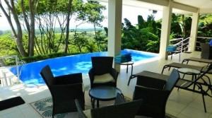 Villa Cristal Luxury Ocean View Hillside Home With Pool In Hatillo