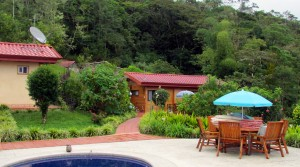 Bed and Breakfast For Birders In The Mountains Above San Isidro