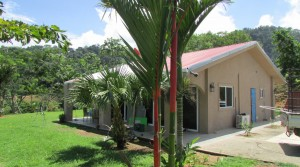 Ocean View Home Building Site With A Free Guest House In Uvita