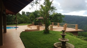 Platanillo Ocean View Home and Guest House Close to Dominical Beach