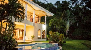 5 Bedroom Luxury Ocean View Hillside Home On 6 Tropical Acres