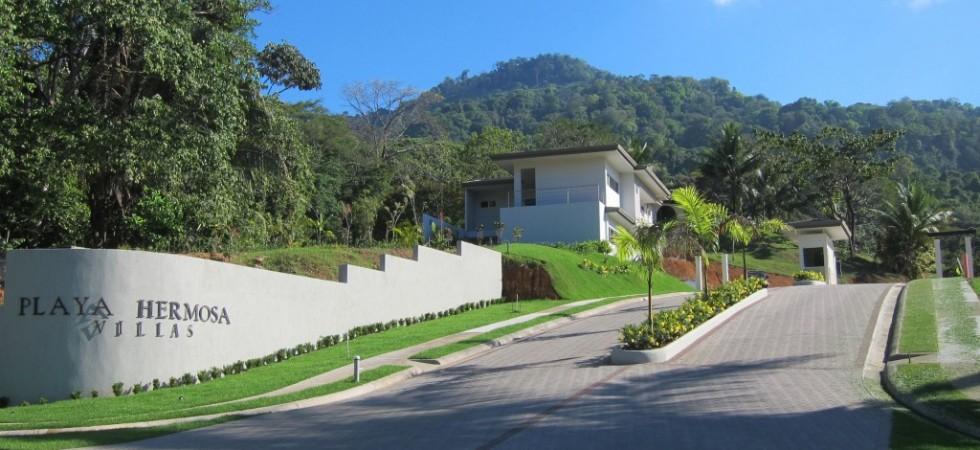Beachside Homes At Playa Hermosa Villas Near Dominical And Uvita