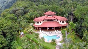 Mountain Estate B&B With Two Beautiful Waterfalls In Tinamaste