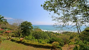 Luxury Home Site With Whitewater Ocean Views In Dominical