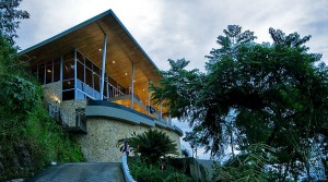 Modern Solar Powered Luxury Home In Manuel Antonio With Ocean Views