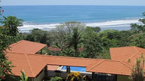 Ocean View Home In Dominical Within Walking Distance To The Beach