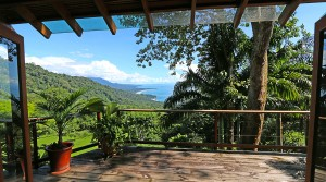 Ocean View Home In Dominical With Studio And 2nd Building Lot