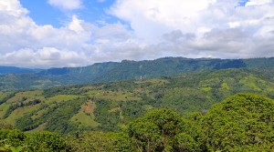 Large Mountaintop Land Parcel With Rivers And Diamante Waterfall Views