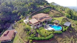 Luxury Ocean View Home In The Mountains South Of Ojochal