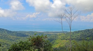 Beautiful Ocean View Land Parcel In The Lagunas Mountain Community