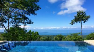 Beautiful New Home In Uvita With Pool And Awesome Ocean Views