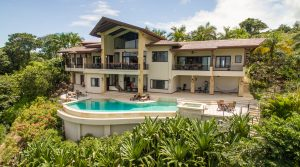 White Water Ocean View Luxury Estate In Dominical