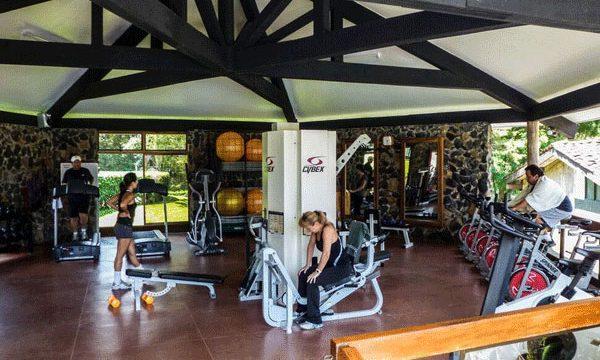 Hacienda Los Reyes Gym