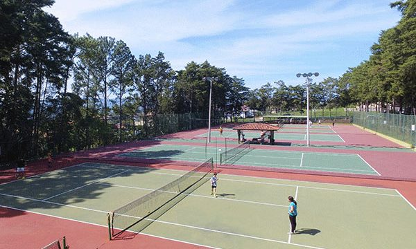 Hacienda Los Reyes Tennis