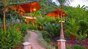 Ocean View Villas In Dominical With A Successful Rental History