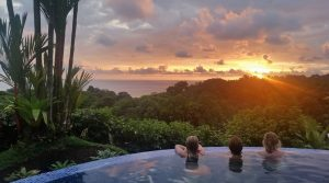 3 Bedroom Home In Dominical With Pool, Privacy, And Acreage
