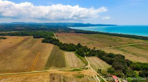 2,377 Acre Agricultural Ranch and Rice Farm Located by Zancudo Beach