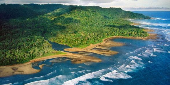 osa peninsula